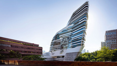 How universities are using bold campus architecture to market themselves   SCUP   Scoop.it