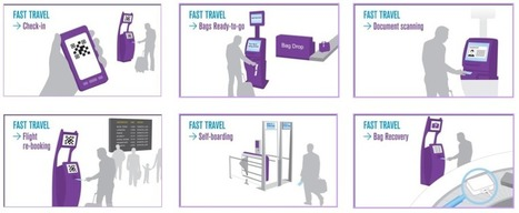 Technology is king of the airport   Travel Industry   Scoop.it