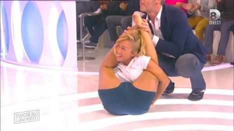 Photos : Oops la petite culotte sexy d'Enora Malagré dans TPMP | Radio Planète-Eléa | Scoop.it