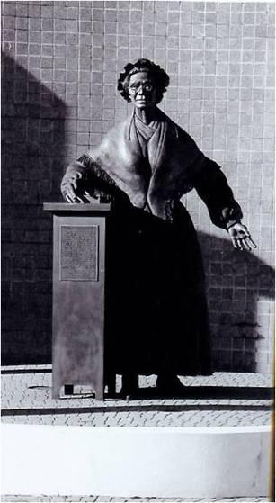 Foto Friday: Sojourner Truth | 2 Dope Sistahs | women statues | Scoop.it