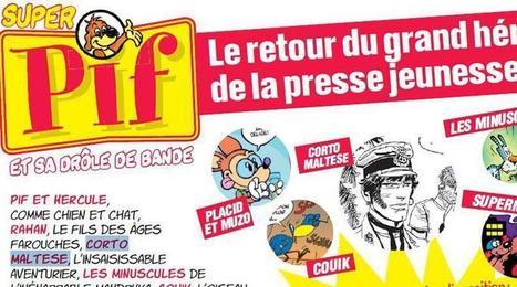 Le magazine Pif Gadget relancé cet été | DocPresseESJ | Scoop.it