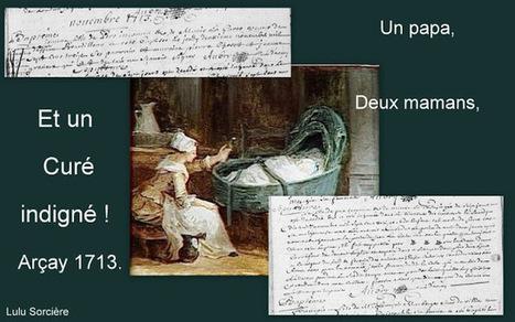 Lulu Sorcière Archive: Un curé indigné ! Arçay (86) | Rhit Genealogie | Scoop.it