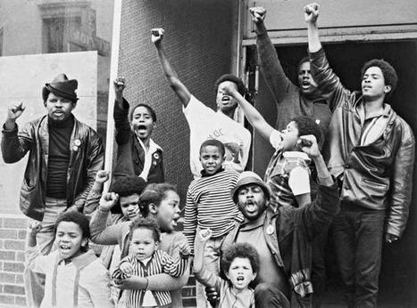 7 Places Around the World That Had Black Power Movements | Community Village World History | Scoop.it