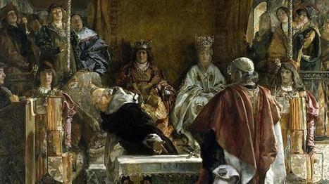 La expulsión de los judíos de 1492: la leyenda que construyeron los enemigos de España | Teología2.0 | Scoop.it