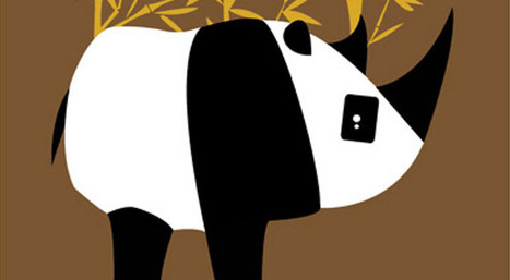 """""""Pandas of Africa"""" Need Help Staying Alive, WildAid Campaign in China Says 