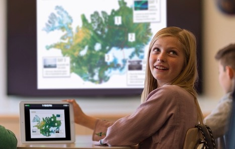 The 4 biggest (and newest) Apple education resources now available - Daily Genius | idevices for special needs | Scoop.it