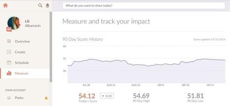 4 outils pour mesurer votre influence sur les réseaux sociaux - Le JCM | Journal du Community Manager | | Com_Numérique | | Scoop.it