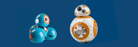 Battle of the Toy Robots: BB-8 vs. Dash | Instructional Designer Daily | Scoop.it