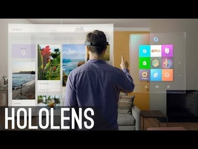 Microsoft Hololens Explained! - The Future Of Computing. - YouTube | leapmind | Scoop.it