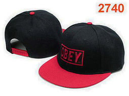 Casquettes OBEY Snapback black red www.7magasin.com - Pas Cher Casquettes - haywoodtisormagasin - Photos - Club Doctissimo | 7magasin picture | Scoop.it