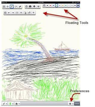 App of the Week: Sketch Pad | Faculty Focus | Ed Tech Toolbox | Scoop.it