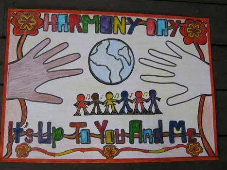 Harmony Day | Recognising Opportunities to Develop the General Capabilities in Middle-Years English | Scoop.it