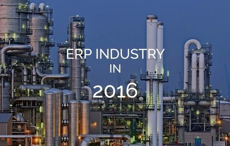 Top 9 Prediction For The ERP Industry in 2016 | VAR Channel | Scoop.it