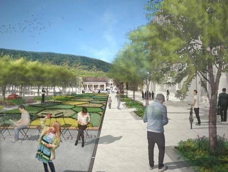 Montreal to create urban path linking river, mountain for 375th birthday | Love Paris | Scoop.it