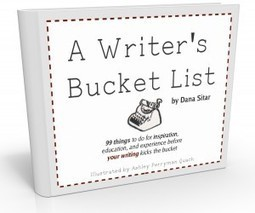 5 Things That Should Be On Every Writer's Bucket List | WritersDigest.com | Journaling Writing Revising Publishing | Scoop.it