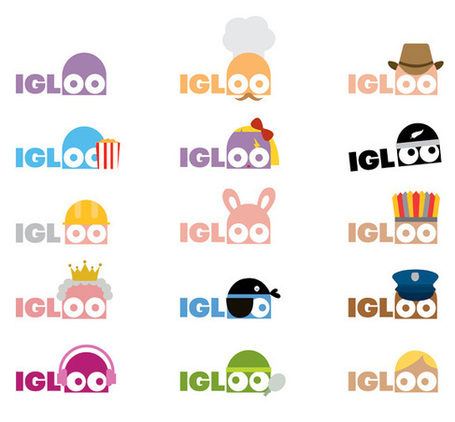 New name and identity for IGLOO by Interbrand Australia | timms brand design | Scoop.it