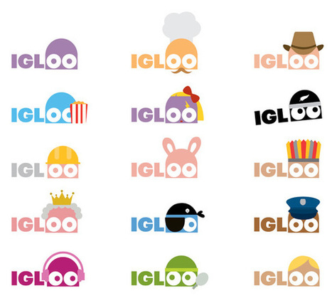 New name and identity for IGLOO by Interbrand Australia | Corporate Identity | Scoop.it