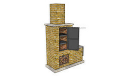 Outdoor barbeque designs | Free Outdoor Plans - DIY Shed, Wooden Playhouse, Bbq, Woodworking Projects | Garden Plans | Scoop.it