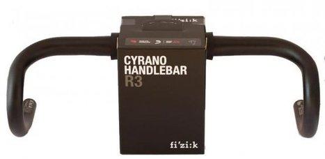 Test de l'ensemble Fizik cintre Cyrano R3 potence Cyrano R1 | NEWS actus Vélos | Scoop.it