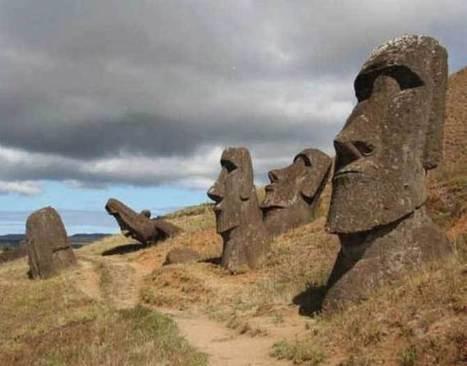 Suicide écologique à l'Île de Pâques : ce qu'en dit l'archéologie | Aux origines | Scoop.it