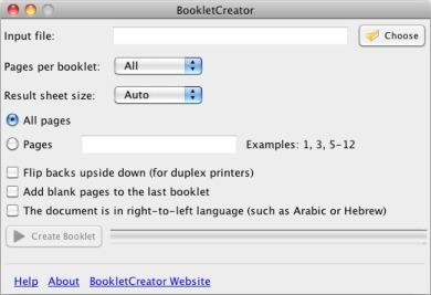 BookletCreator - create a booklet from a PDF document | Τάξη 2.0 | Scoop.it