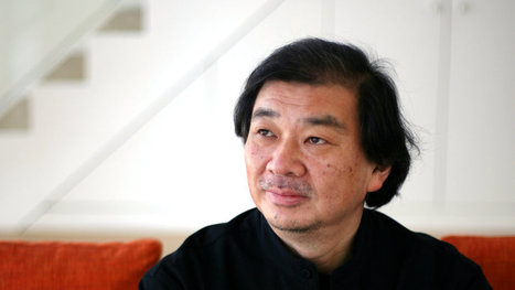Pritzker Architecture Prize Goes to Shigeru Ban | Homing In | Scoop.it