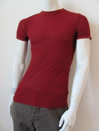 T-Shirt 93% Viscose 7% Silk by Nicolas & Mark - Clothing Men T-shirt On Sale. | ANGELOS-FRENTZOS | Scoop.it
