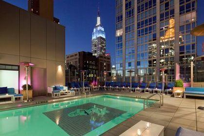 Les 5 piscines d'hôtels pour plonger de suite | Revenue Management in Hospitality Industry | Scoop.it