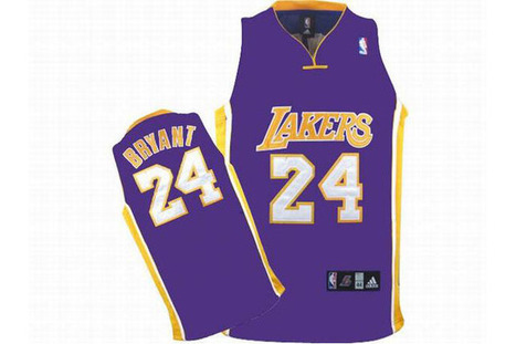 LLAL #24 Kobe Bryant Purple Basketball Jerseys NBA Los Angeless | new and fashion list | Scoop.it