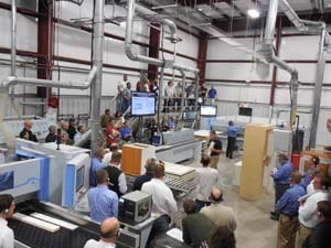 Stiles manufacturing seminar held in High Point | Woodworking machinery - dust collectors | downdraft tables | Scoop.it