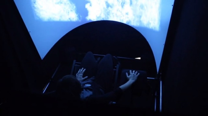Le cinéma corps-machine de «Soma» - Guillaume Faure >> festival Exit - #interactivecinema