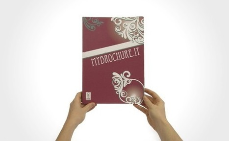 Stampa cartelline di presentazione personalizzate: ilpancione » My Brochure | Stampa cartelline personalizzate | Scoop.it