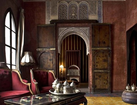Add to Your Home Decor an Unique Touch! Moroccan Inspired Living Room Design Ideas   DesignRulz   Designing Interiors   Scoop.it