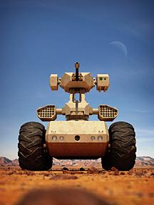Autonomous Robots in the Fog of War - IEEE Spectrum | Digital Artefact Erwan Caous | Scoop.it