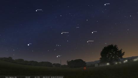 Scienzaltro - Astronomia, Cielo, Spazio: aprile 2015   Planets, Stars, rockets and Space   Scoop.it