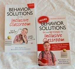 Book Review of More Behavior Solutions IN and BEYOND the Inclusive Classroom | Childhood development | Scoop.it
