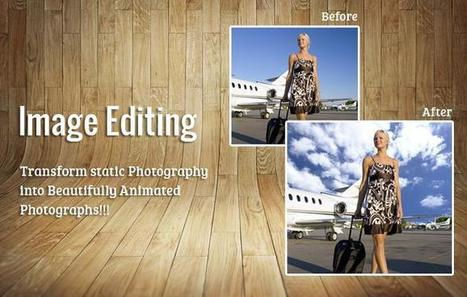 Image Editing - Transform Static Photography into Beautifully Animated Photographs..!!! | Data Entry and Data Processing Services in India | Scoop.it