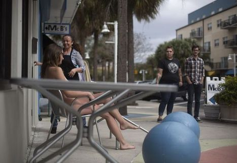 Photographer comes to St. Pete to photograph the nude in public places | What's new in Visual Communication? | Scoop.it