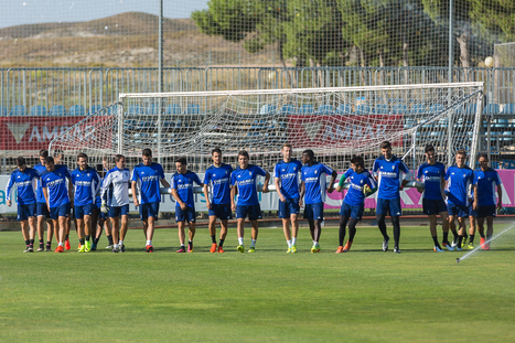 Último ensayo | #REALZARAGOZA | Scoop.it