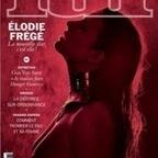 Photos : Elodie Frégé seins nus pour la couverture de Lui | Radio Planète-Eléa | Scoop.it