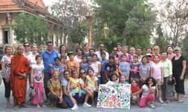 Grade 3 service trip to Green Umbrella in Cambodia   UWCSEA   International school in Singapore   Grade 5 Lend a Hand- Service and Action   Scoop.it