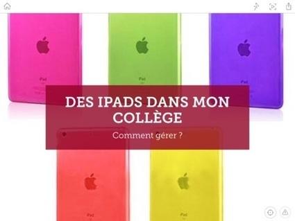 - IPAD en cours de français | Web 2.0 et travail collaboratif | Scoop.it