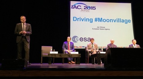 """FAA Advisory Group Endorses """"Moon Village"""" Concept   SpaceNews.com   self-directed_learning   Scoop.it"""