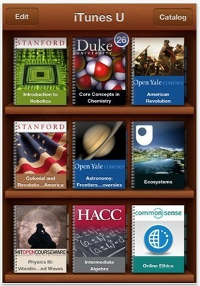 iPad education apps for Life Long Learners | Using the Mac | Scoop.it