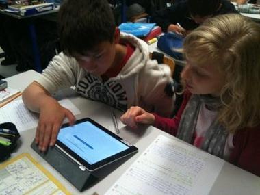 Un iPad en cours de français : blog pédagogique - NetPublic | TICE & FLE | Scoop.it
