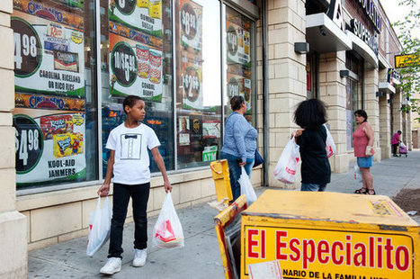 Giving the Poor Easy Access to Healthy Food Doesn't Mean They'll Buy It | Geography Education | Scoop.it