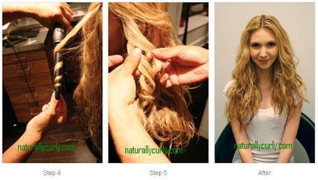 Кудрявые волосы как сделать прямыми в домашних условиях