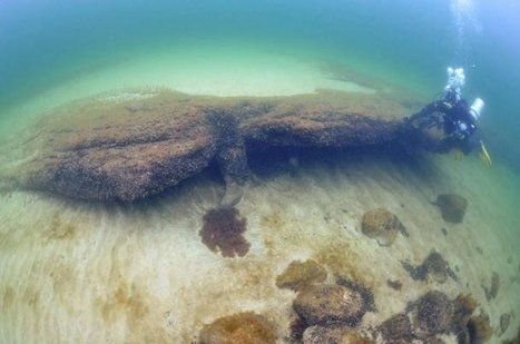 Underwater Stone Age settlement mapped out   Love   Scoop.it