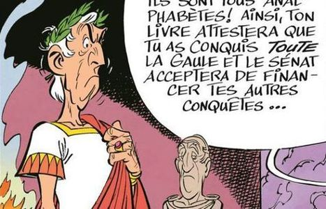 Astérix vuelve a luchar contra el César | Mundo Clásico | Scoop.it