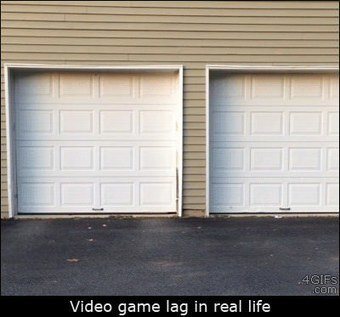 Video game lag in real life | What is Funny? | Scoop.it